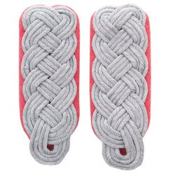 WH higher officer shoulder boards - armoured