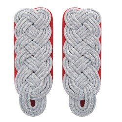 WH higher officer shoulder boards - artillery
