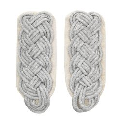 WH higher officer shoulder boards - infantry