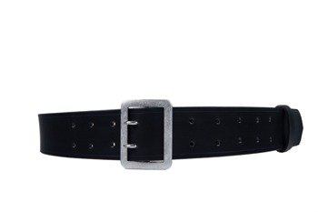 WH officer belt - black - repro