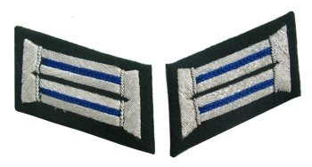 WH officer collar tabs - medical