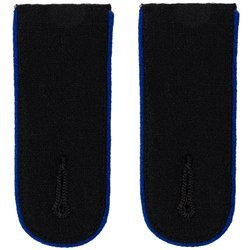 Waffen-SS enlisted shoulder boards - medical