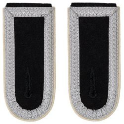 Waffen-SS senior NCO shoulder boards - infantry