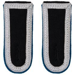 Waffen-SS senior NCO shoulder boards - medical