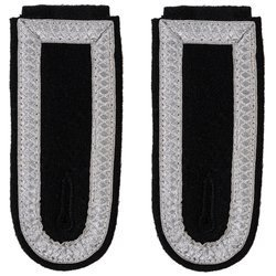 Waffen-SS senior NCO shoulder boards - pioneers
