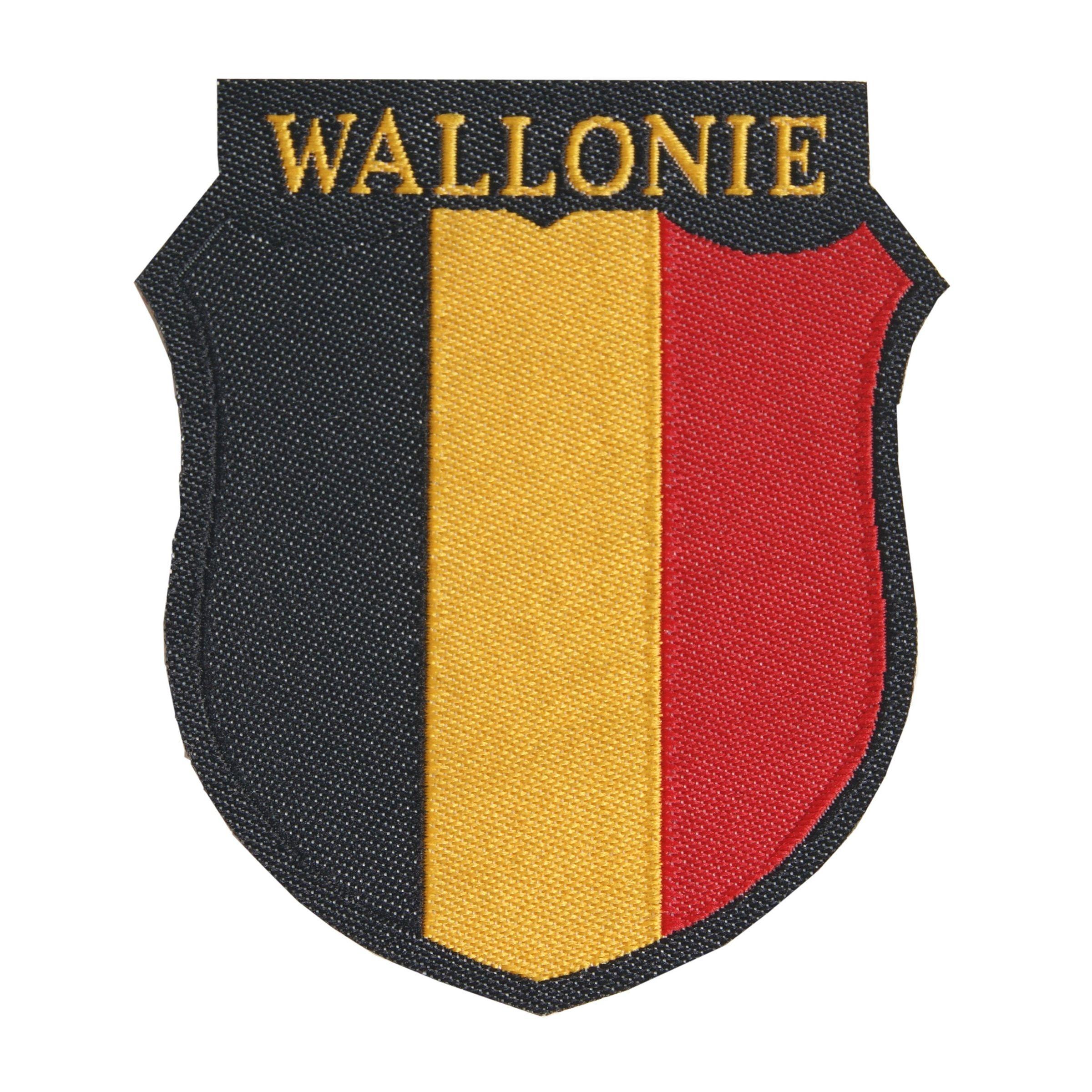 Wallonie patch - BeVo - repro