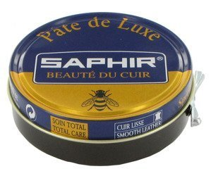 Wax paste for shoes - SAPHIR BDC Pate de Luxe 50ml