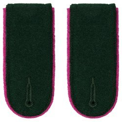 Wehrmacht Heer M36 enlisted shoulder boards - armoured