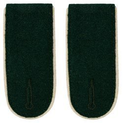 Wehrmacht Heer M36 enlisted shoulder boards - infantry