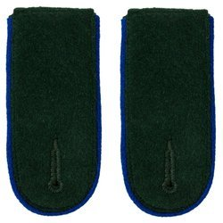 Wehrmacht Heer M36 enlisted shoulder boards - medical
