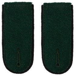 Wehrmacht Heer M36 enlisted shoulder boards - pioneers