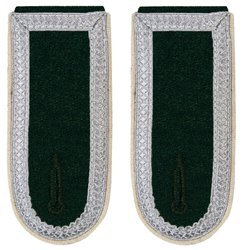Wehrmacht Heer M36 senior NCO shoulder boards - infantry