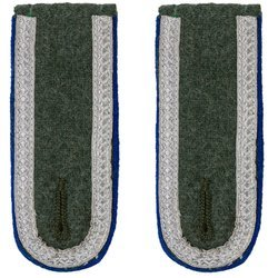 Wehrmacht Heer M40 Unteroffizier shoulder boards - medical