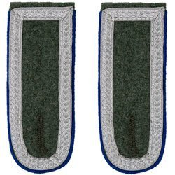 Wehrmacht Heer M40 senior NCO shoulder boards - medical