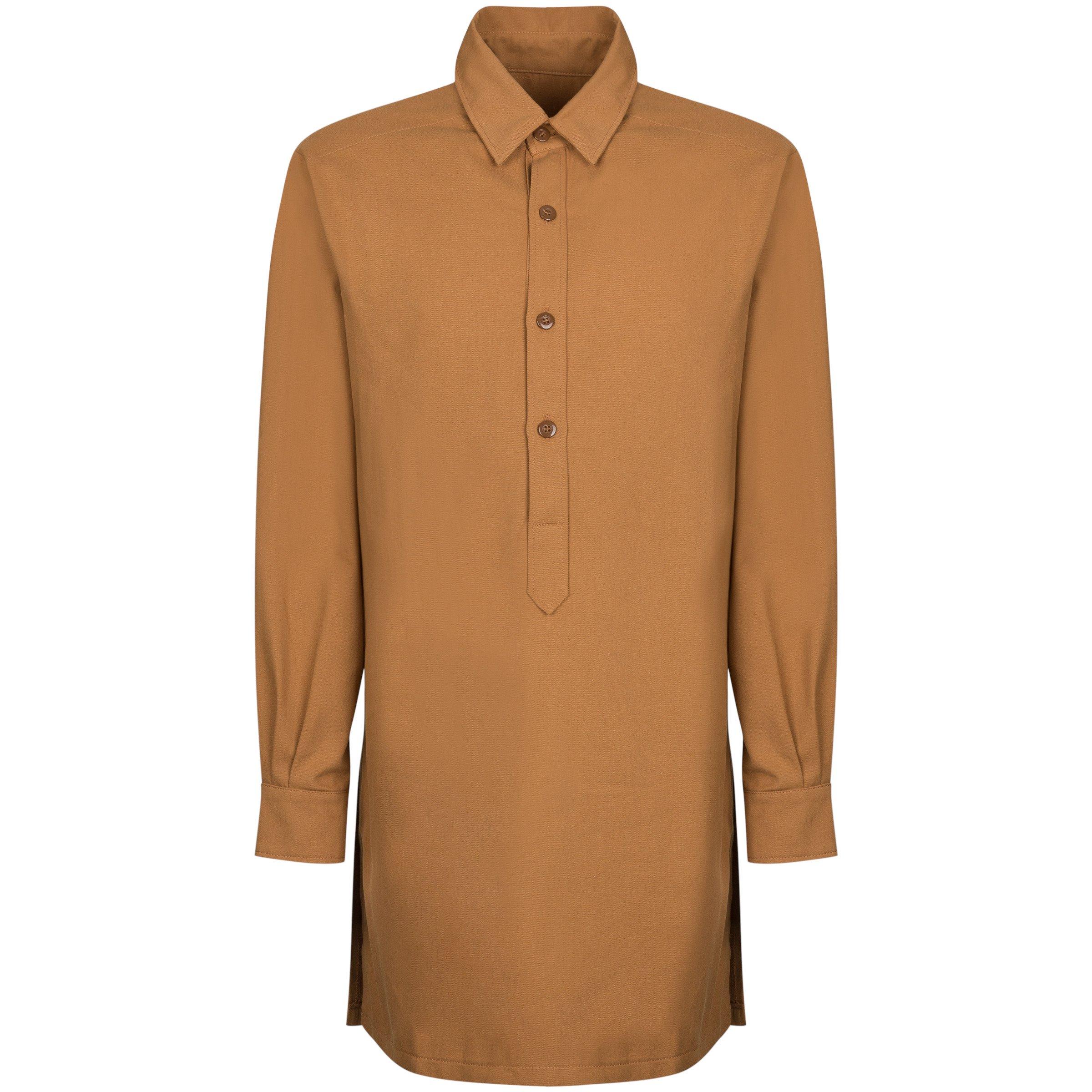 M32 SS hemd - brown shirt - repro XXL   Germany  1933   SS Uniforms ... 10691f857a