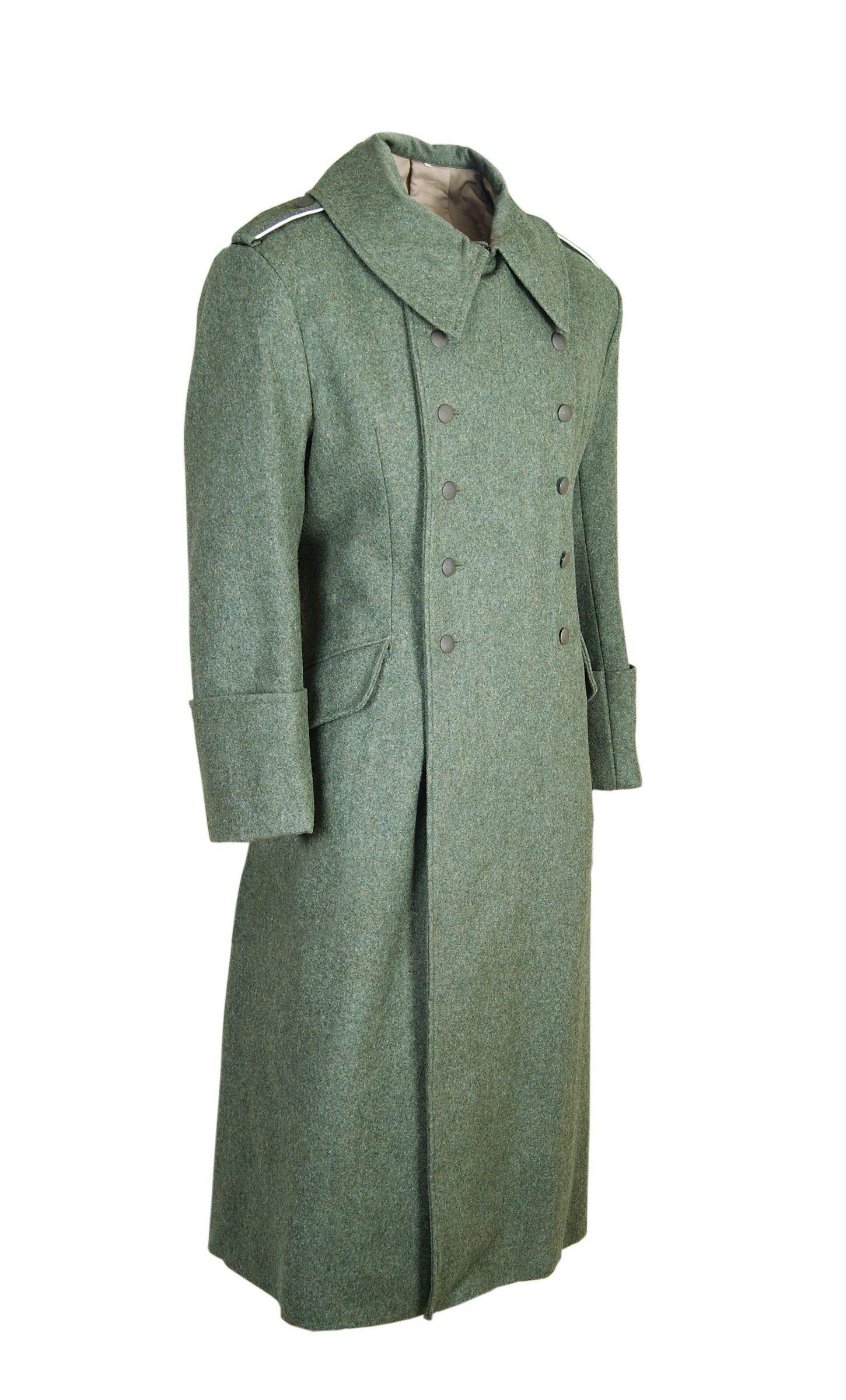 M42 Feldmantel - WH/SS greatcoat - repro