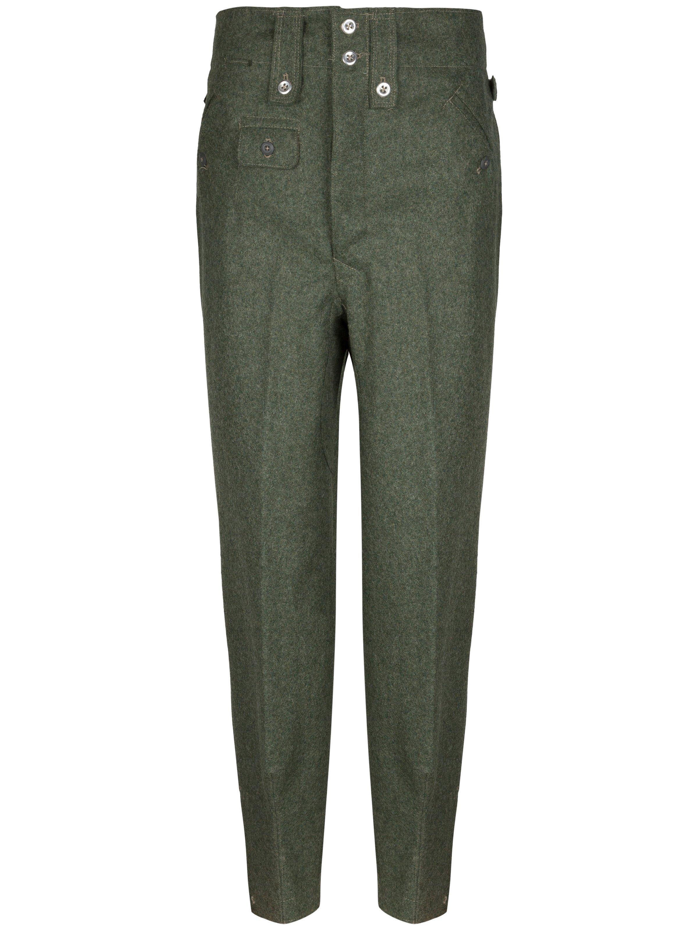 7eabeb63172 M43 Feldhose - WH SS field trousers - repro by Sturm 46