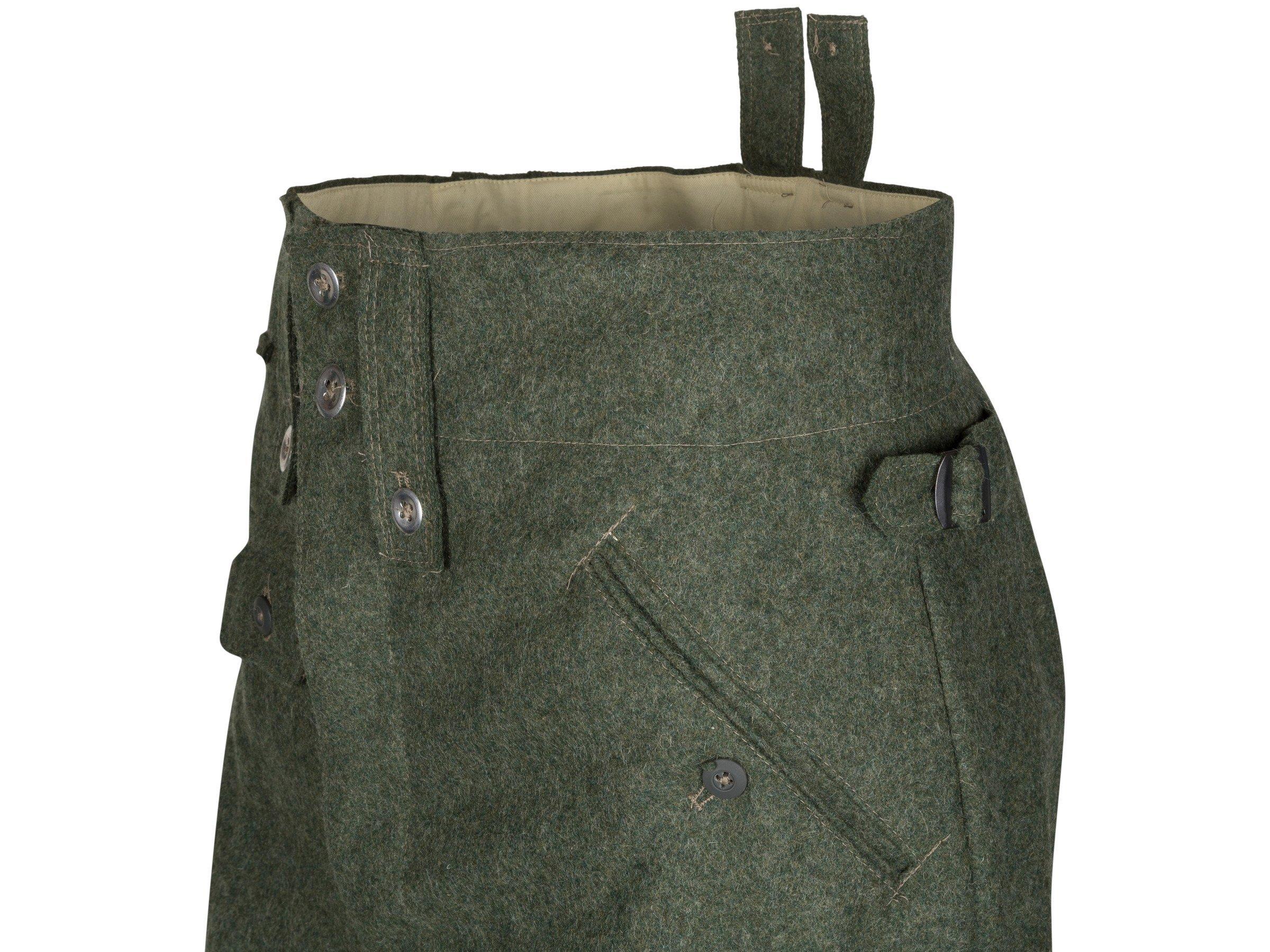 297981d6a7d ... M43 Feldhose - WH SS field trousers - repro by Sturm ...