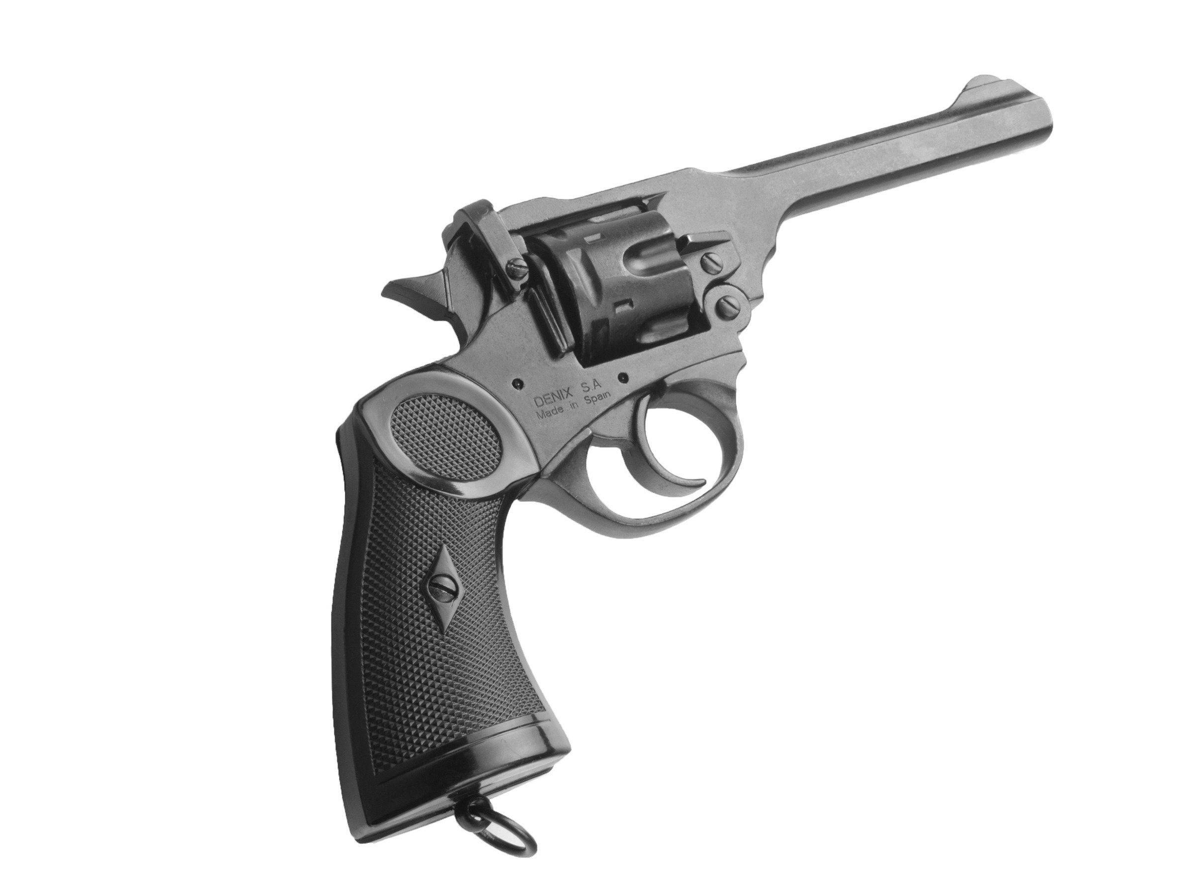 Webley Mk  IV non-firing replica - repro