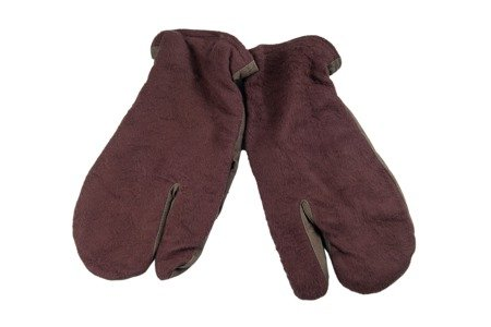 3-finger EM gloves - military surplus