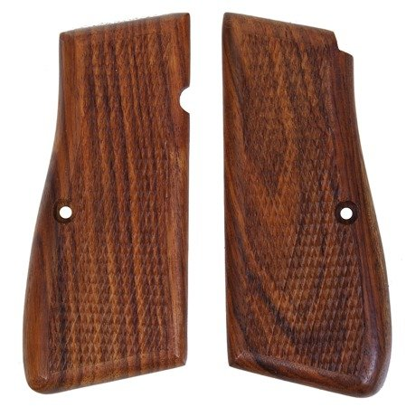 Browning HP wooden hand grips - repro