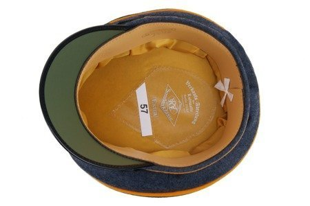 EREL LW Schirmmütze - Luftwaffe flying troops visor cap - repro