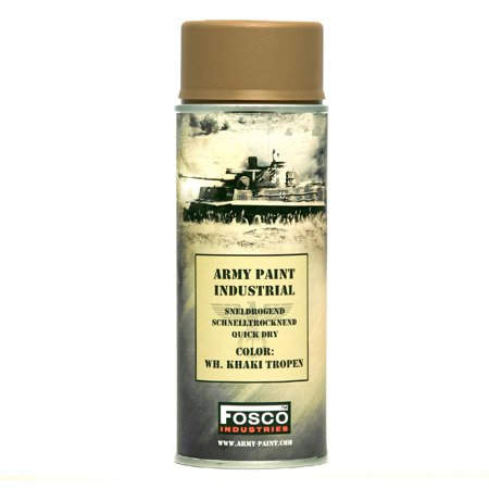 Fosco Spray paint, WH khaki tropen - 400 ml