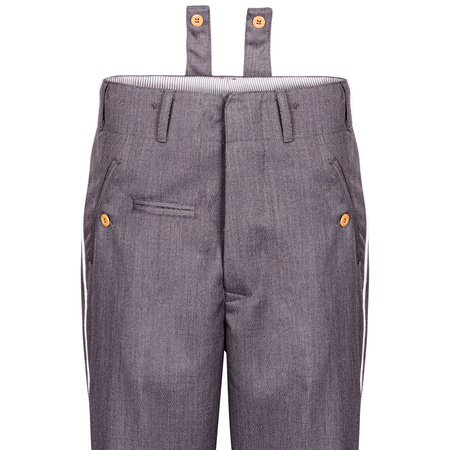 Gabardine Tuchhose, Wehrmacht parade trousers