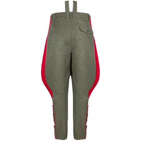 General Reithose - German general breeches - repro
