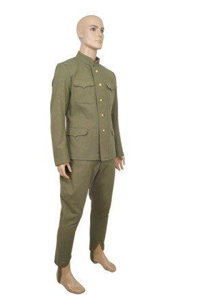 M1907 Officer Tunic of Russian Imperial Army - repro