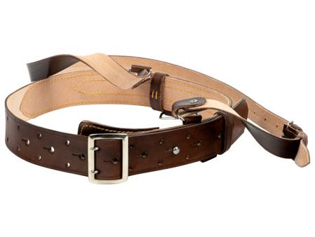 M1936 Officer belt - dark brown