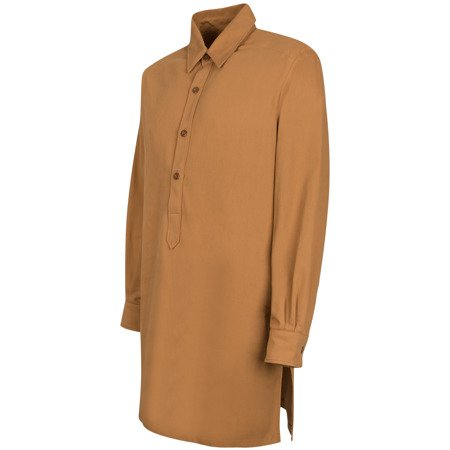 M32 SS hemd - brown shirt - repro