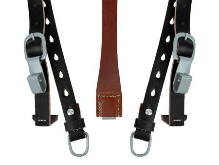 M39 Koppeltragegestell - early type Y-straps - premium quality repro