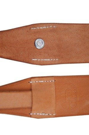 M39 Tornister straps - brown - repro