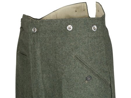M40 Feldhose - WH/SS field trousers - repro by Sturm
