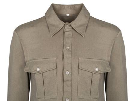 M41 Hemd - WH/SS shirt with pockets - repro