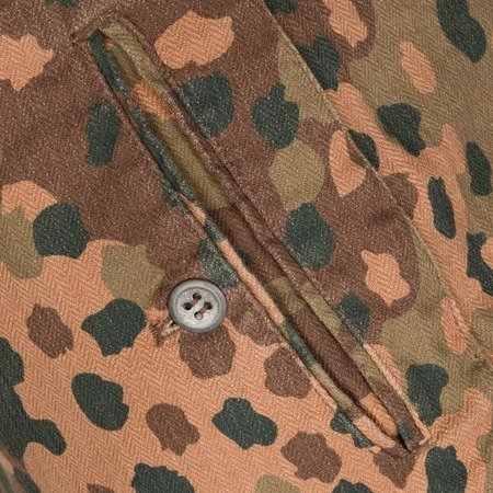 M44 Erbsentarn trousers - repro by Sturm