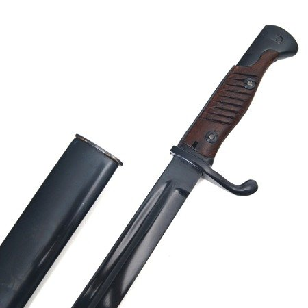 M98/05 German bayonet with scabbard - repro