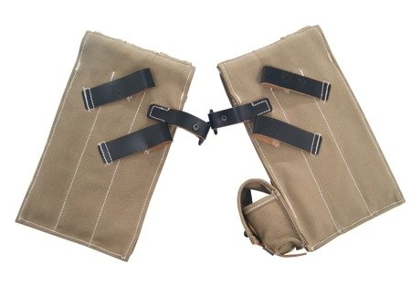 MP3 38/40 canvas magazine pouches - repro