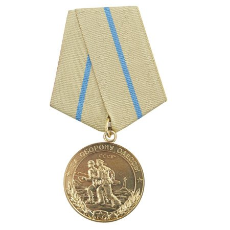 "Medal ""For the defence of Odessa"" - repro"