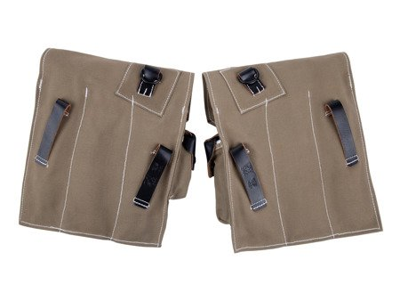 Mkb42 magazine pouches - set - repro