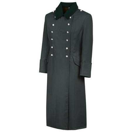 Offizier Mantel M36 - gabardine officer greatcoat - repro