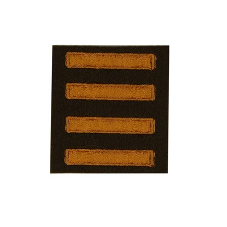 Overseas service stripes - repro