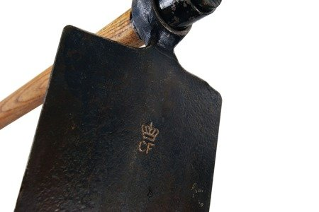 P37 Entrenching tool - original WW2 item