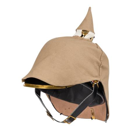 Pickelhaube white cover - repro