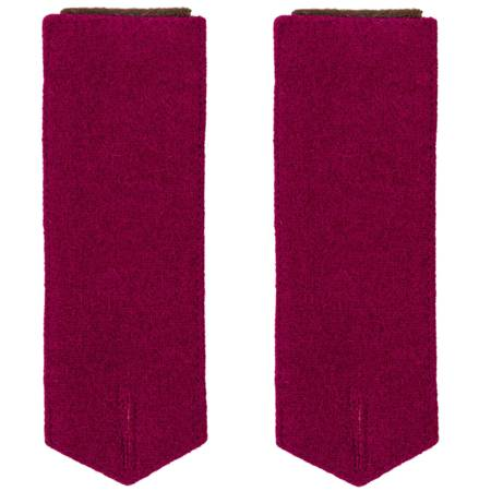 RIA shoulder boards - carmine