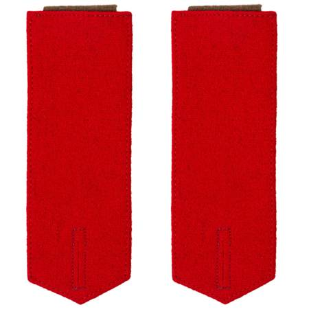RIA shoulder boards - red