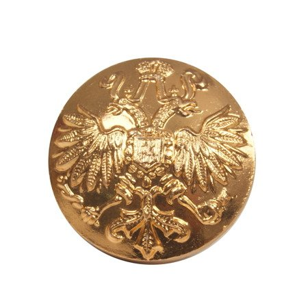 Russian Imperia Army button - 17 mm - repro