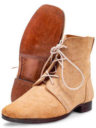 Russian Imperial Army M1916 ankle boots - reproduction