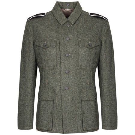 SS Feldbluse M42 - German field tunic - repro